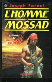 L'homme du mossad - Couverture - Format classique
