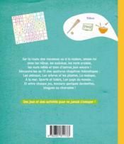Jeux et activités pour... s'amuser, se détendre, rire, apprendre - 4ème de couverture - Format classique