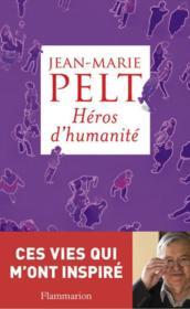 Héros d'humanité - Couverture - Format classique