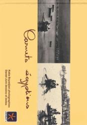 Carnets egyptiens - Couverture - Format classique