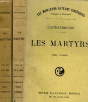 Les Martyrs. En 2 Tomes. - Couverture - Format classique