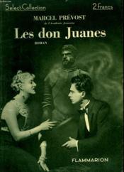Les Don Juanes. Collection : Select Collection N° 22 - Couverture - Format classique