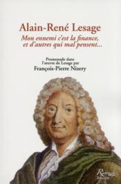 Alain-René Lesage - Couverture - Format classique