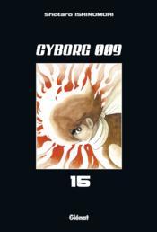 Cyborg 009 t.15 - Couverture - Format classique