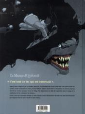 Le mangeur d'âmes t.1 ; le gardien - 4ème de couverture - Format classique