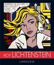 Les plus belles oeuvres de Lichtenstein - Couverture - Format classique