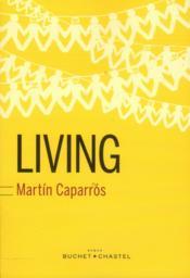Living - Couverture - Format classique