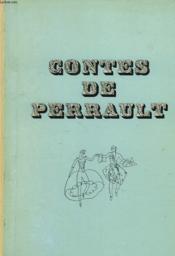 Contes De Perrault. - Couverture - Format classique