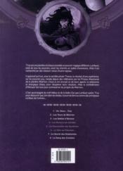 Lanfeust des étoiles ; INTEGRALE VOL.2 ; T.4 A T.6 - 4ème de couverture - Format classique