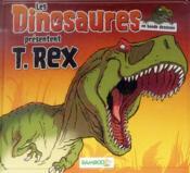 Les dinosaures en bande dessinée ; spécial T.Rex - Couverture - Format classique