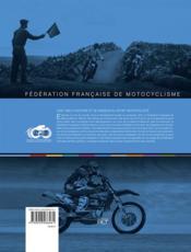 FFM 1913-2013 ; cent ans d'histoire et de passion du sport motocycliste - 4ème de couverture - Format classique