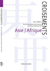 Asie/Afrique - Couverture - Format classique