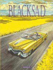 Blacksad T.5 ; Amarillo - Couverture - Format classique