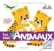 Les bébés animaux - Couverture - Format classique
