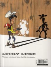 Lucky Luke T.45 ; tying the knot - 4ème de couverture - Format classique