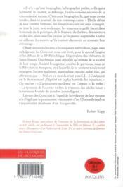 Journal des Goncourt ; mémoires de la vie littéraire t.1 ; 1851-1865 - 4ème de couverture - Format classique