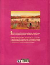 Rouge karma - 4ème de couverture - Format classique