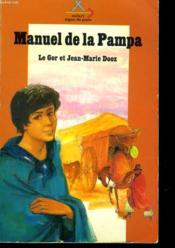 Manuel De La Pampa - Couverture - Format classique