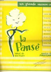 La Pansa - Couverture - Format classique