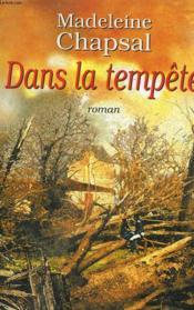 Dans La Tempete. - Couverture - Format classique
