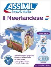 Il neerlandese - Couverture - Format classique