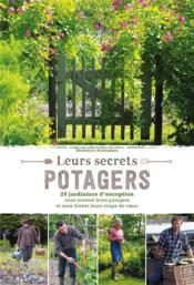 Leurs secrets potagers - Couverture - Format classique