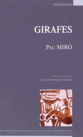 Girafes - Couverture - Format classique