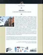 Abbadia ; le monument idéal d'Antoine d'Abbadie - 4ème de couverture - Format classique