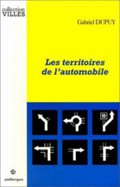 Les Territoires De L'Automobile - Couverture - Format classique
