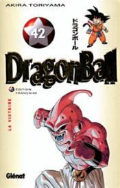 Dragon ball t.42 ; la victoire - Couverture - Format classique