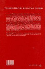 Revue Geographie Et Cultures - 4ème de couverture - Format classique