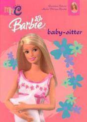 Barbie baby-sitter - Couverture - Format classique