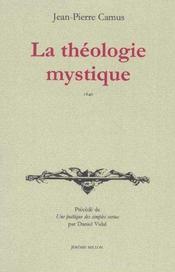 La théologie mystique - Intérieur - Format classique