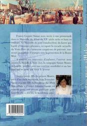 Une enfance marseillaise - 4ème de couverture - Format classique