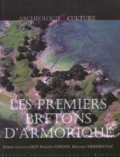 Les premiers bretons d'armorique - Intérieur - Format classique