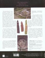 Les premiers bretons d'armorique - 4ème de couverture - Format classique