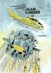 Alain landier t.2 - Couverture - Format classique