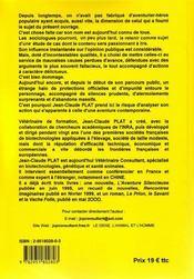L'Ayatollah Du Larzac - 4ème de couverture - Format classique