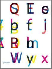 Twenty-six characters : an alphabetical book about nokia pure - Couverture - Format classique