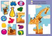 Mes premiers jeux en autocollants ; souris - Couverture - Format classique