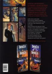 Damocles T.1 Et T.2 - 4ème de couverture - Format classique