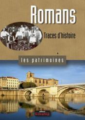 Romans ; traces d'histoire - Couverture - Format classique