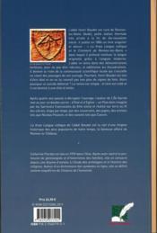 L'île sacrée ; décryptage et analyse d'un livre codé : la vraie langue celtique de H.Boudet - 4ème de couverture - Format classique