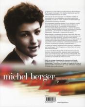 Michel Berger - 4ème de couverture - Format classique