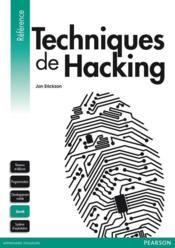 Techniques de hacking (2e édition) - Couverture - Format classique