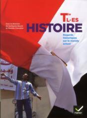 Histoire ; terminales L, ES ; manuel de l'élève (édition 2012) - Couverture - Format classique