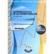 Introduction à la comptabilité ; unité d'enseignement 9 du DCG ; cas pratiques ; énoncé (5e édition) - Couverture - Format classique