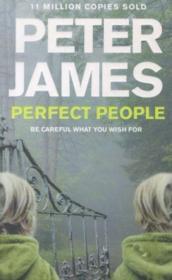 Perfect People - Couverture - Format classique