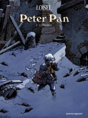 Peter Pan T.1 ; Londres - Couverture - Format classique