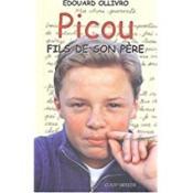 Picou, fils de son père - Couverture - Format classique